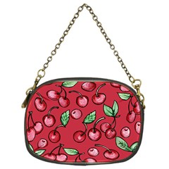 Cherry Cherries For Spring Chain Purses (two Sides)