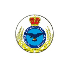 Crest Of Royal Malaysian Air Force Hat Clip Ball Marker (10 Pack)