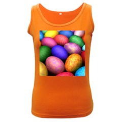 Easter Egg Women s Dark Tank Top