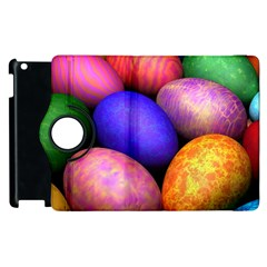 Easter Egg Apple Ipad 2 Flip 360 Case