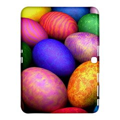 Easter Egg Samsung Galaxy Tab 4 (10 1 ) Hardshell Case  by AnjaniArt