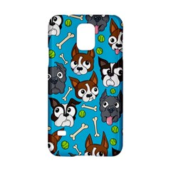 Face Dog And Bond Samsung Galaxy S5 Hardshell Case