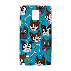 Face Dog And Bond Samsung Galaxy Note 4 Hardshell Case