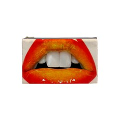 Glossy Lips Cosmetic Bag (small)