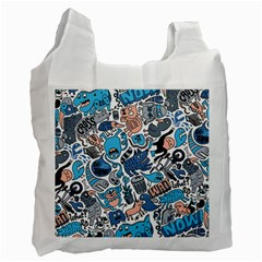 Gross Patten Now Recycle Bag (one Side) by AnjaniArt