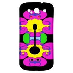 Il Samsung Galaxy S3 S Iii Classic Hardshell Back Case by MRTACPANS