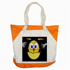 Chicken Accent Tote Bag