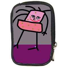 Sponge Girl Compact Camera Cases by Valentinaart