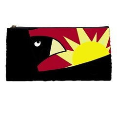 Eagle Pencil Cases by Valentinaart