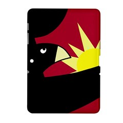 Eagle Samsung Galaxy Tab 2 (10 1 ) P5100 Hardshell Case  by Valentinaart