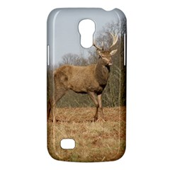 Red Deer Stag On A Hill Galaxy S4 Mini by GiftsbyNature