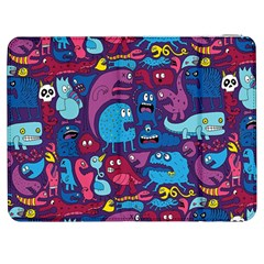 Mo Monsters Mo Patterns Samsung Galaxy Tab 7  P1000 Flip Case