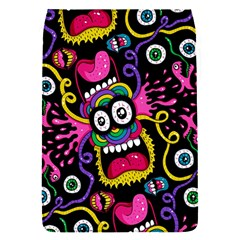 Monster Face Mask Patten Cartoons Flap Covers (s)