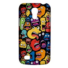Monster Faces Galaxy S4 Mini by AnjaniArt