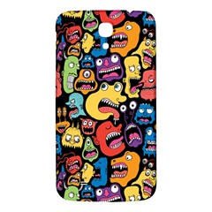 Monster Faces Samsung Galaxy Mega I9200 Hardshell Back Case