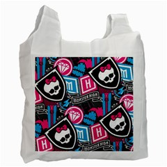 Monster High Recycle Bag (two Side)