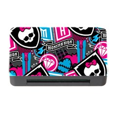 Monster High Memory Card Reader With Cf by AnjaniArt