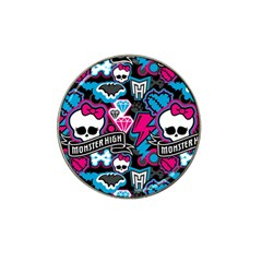 Monster High 03 Hat Clip Ball Marker