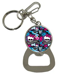Monster High 03 Bottle Opener Key Chains