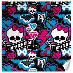 Monster High 03 Canvas 20  X 20