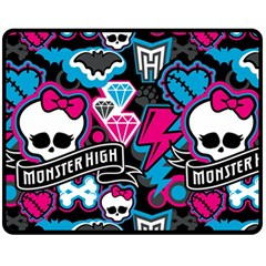 Monster High 03 Fleece Blanket (medium)