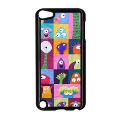 Monster Quilt Apple Ipod Touch 5 Case (black)