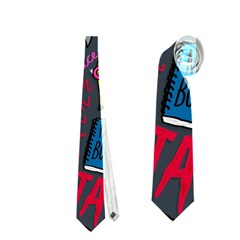 N Pattern Neckties (two Side)