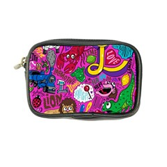 Pattern Monsters Coin Purse