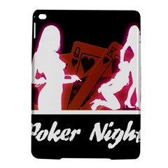 Poker Night Ipad Air 2 Hardshell Cases by AnjaniArt