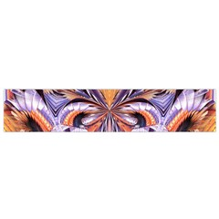 Fire Goddess Abstract Modern Digital Art  Flano Scarf (small) by CrypticFragmentsDesign