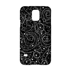 Black And White Magic Samsung Galaxy S5 Hardshell Case  by Valentinaart