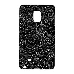 Black And White Magic Galaxy Note Edge by Valentinaart