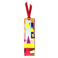 Colorful Abstraction Small Book Marks by Valentinaart