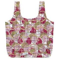 Decor Full Print Recycle Bags (l)  by Valentinaart