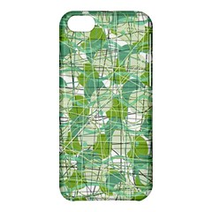 Gray Decorative Abstraction Apple Iphone 5c Hardshell Case