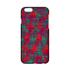 Decorative Abstract Art Apple Iphone 6/6s Hardshell Case by Valentinaart