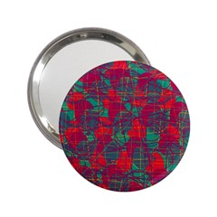 Decorative Abstract Art 2 25  Handbag Mirrors