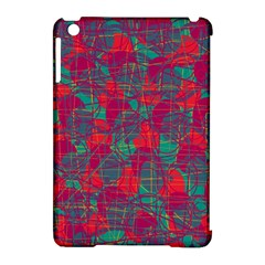 Decorative Abstract Art Apple Ipad Mini Hardshell Case (compatible With Smart Cover) by Valentinaart