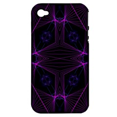 Universe Star Apple Iphone 4/4s Hardshell Case (pc+silicone) by MRTACPANS