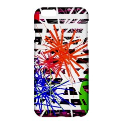 Colorful Big Bang Apple Iphone 6 Plus/6s Plus Hardshell Case by Valentinaart