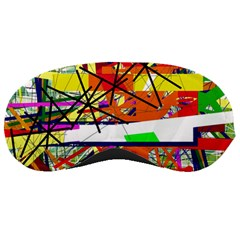 Colorful Abstraction By Moma Sleeping Masks by Valentinaart
