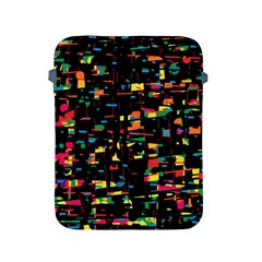 Playful Colorful Design Apple Ipad 2/3/4 Protective Soft Cases by Valentinaart