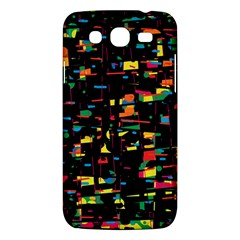 Playful Colorful Design Samsung Galaxy Mega 5 8 I9152 Hardshell Case  by Valentinaart