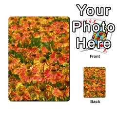 Helenium Flowers And Bees Multi Purpose Cards (rectangle)  by GiftsbyNature