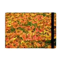 Helenium Flowers And Bees Ipad Mini 2 Flip Cases by GiftsbyNature