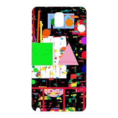 Colorful Facroty Samsung Galaxy Note 3 N9005 Hardshell Back Case by Valentinaart