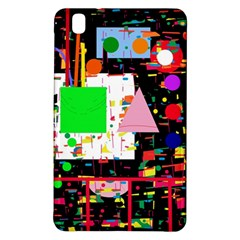 Colorful Facroty Samsung Galaxy Tab Pro 8 4 Hardshell Case by Valentinaart