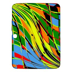 Jungle Samsung Galaxy Tab 3 (10 1 ) P5200 Hardshell Case  by Valentinaart