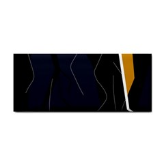 Digital Abstraction Hand Towel