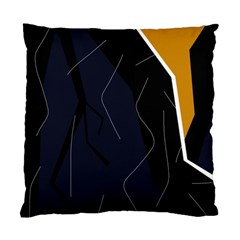 Digital Abstraction Standard Cushion Case (two Sides) by Valentinaart